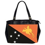 Flag_Papua New Guinea Oversize Office Handbag (Two Sides)