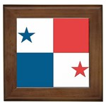 Flag_Panama Framed Tile