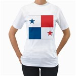 Flag_Panama Women s T-Shirt