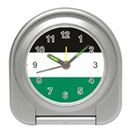 Flag_Palestine Travel Alarm Clock