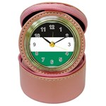 Flag_Palestine Jewelry Case Clock