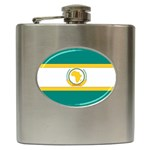 Flag_Org Hip Flask (6 oz)