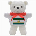 Flag_Org Teddy Bear