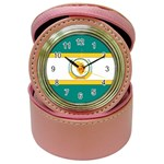 Flag_Org Jewelry Case Clock