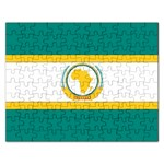Flag_Org Jigsaw Puzzle (Rectangular)