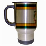 Flag_Org Travel Mug (Silver Gray)