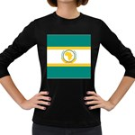 Flag_Org Women s Long Sleeve Dark T-Shirt