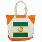 Flag_Org Accent Tote Bag