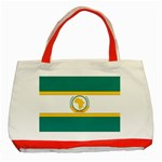 Flag_Org Classic Tote Bag (Red)