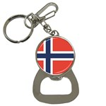 Flag_Norway Bottle Opener Key Chain