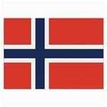 Flag_Norway Glasses Cloth (Large, Two Sides)