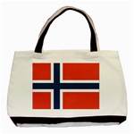 Flag_Norway Classic Tote Bag (Two Sides)