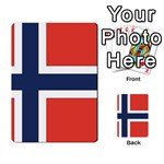 Flag_Norway Multi-purpose Cards (Rectangle)