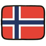 Flag_Norway Netbook Case (Large)