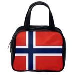 Flag_Norway Classic Handbag (One Side)