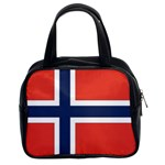 Flag_Norway Classic Handbag (Two Sides)