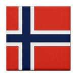 Flag_Norway Face Towel