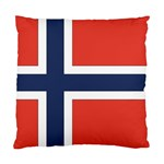 Flag_Norway Cushion Case (Two Sides)