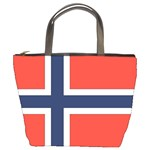 Flag_Norway Bucket Bag
