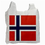 Flag_Norway Recycle Bag (One Side)