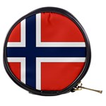 Flag_Norway Mini Makeup Bag