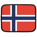 Flag_Norway Netbook Case (XXL)