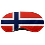 Flag_Norway Sleeping Mask