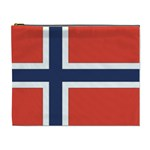 Flag_Norway Cosmetic Bag (XL)