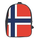 Flag_Norway School Bag (Large)
