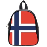 Flag_Norway School Bag (Small)