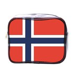 Flag_Norway Mini Toiletries Bag (One Side)