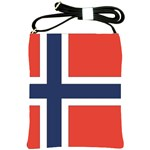 Flag_Norway Shoulder Sling Bag