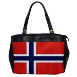 Flag_Norway Oversize Office Handbag (One Side)