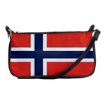 Flag_Norway Shoulder Clutch Bag