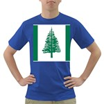 Flag_Norfolk Island Dark T-Shirt