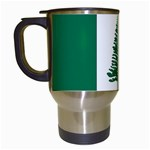 Flag_Norfolk Island Travel Mug (White)