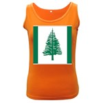 Flag_Norfolk Island Women s Dark Tank Top