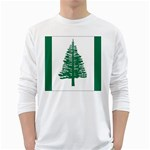 Flag_Norfolk Island Long Sleeve T-Shirt