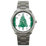 Flag_Norfolk Island Sport Metal Watch