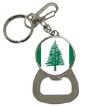 Flag_Norfolk Island Bottle Opener Key Chain