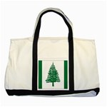Flag_Norfolk Island Two Tone Tote Bag