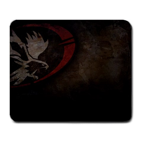 Grunge Theme Mousepad By Vince Esposito   Large Mousepad   Rn3mr1ditdzz   Www Artscow Com Front
