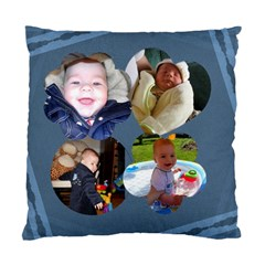 Nana s Angels Pillow By Lil    Standard Cushion Case (two Sides)   Cgp3u8lcriwk   Www Artscow Com Back
