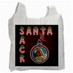 Santa Sack - Recycle Bag (Two Side)
