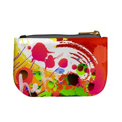 Painting Purse By Jorge   Mini Coin Purse   Dwuul4m41tvw   Www Artscow Com Back