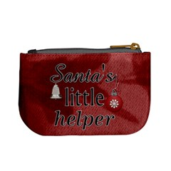 Grandma s Christmas Mini Coin Purse By Lil    Mini Coin Purse   Vnr7g87kgpte   Www Artscow Com Back