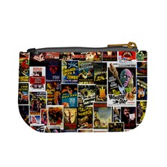 Old Horror Movies Coin Purse By Jorge   Mini Coin Purse   74m9ckbih6nv   Www Artscow Com Back