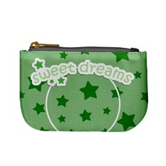 Sweet Dreams 01 By Carol   Mini Coin Purse   Xbs3o72eflkc   Www Artscow Com Front
