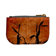 Burning Jungle Coin purse by Jorge Back