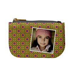 Casual  Purse Psychodelic By Jorge   Mini Coin Purse   Rlmzhyduonvs   Www Artscow Com Front